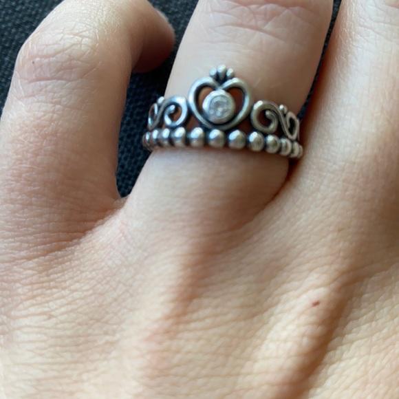 Pandora Disney princess ring